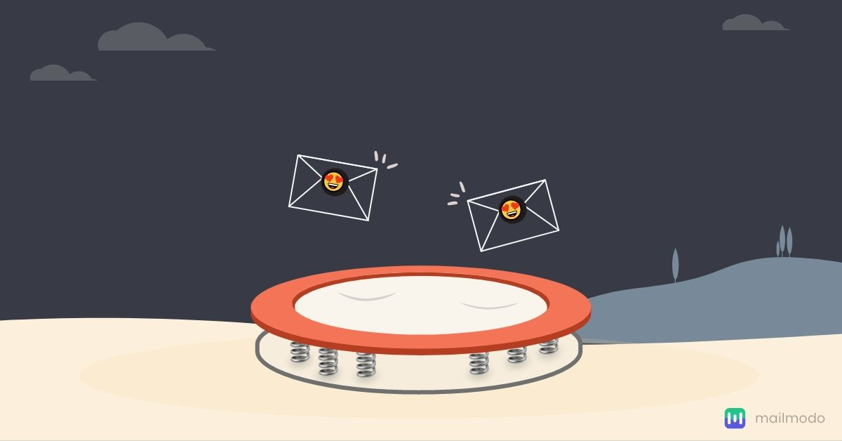 Decrease email bounce rate