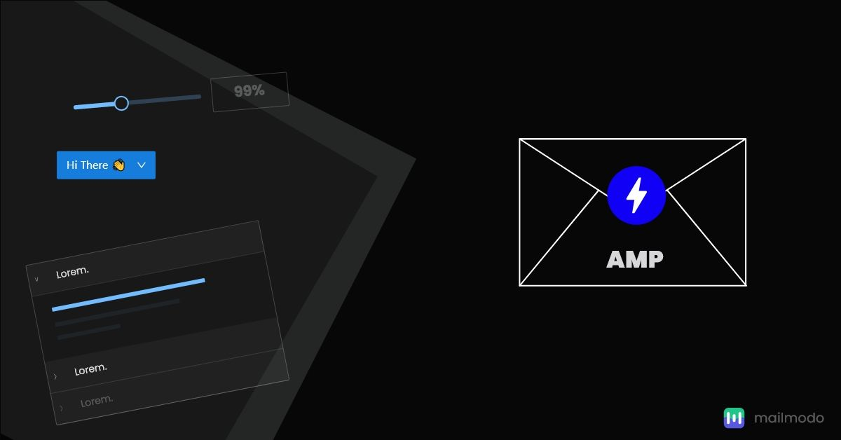 Components of AMP Email